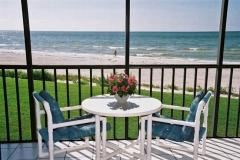 Balcony-View  Flowers -A206 Sundial Resort Sanibel Island