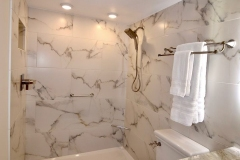 Bath-Shower  - Sanibel Island Sundial Resort - A206