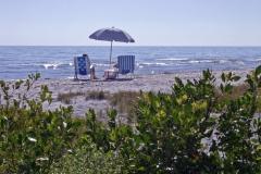 Beach-Umbrella - A206 Sundial Resort Sanibel Island