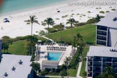 Pool Ariel -Sanibel Island Sundial Resort